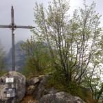 Am Gipfel des Cima Rocca © Gipfelfieber.com
