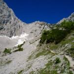 Nicht weit vom Einstieg zum Klettersteig © Gipfelfieber.com