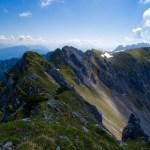 Der Grat zum Rosskaiser © Gipfelfieber.com