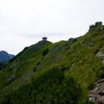 Der Stripsenkopf mit seinem Pavillon © Gipfelfieber.com