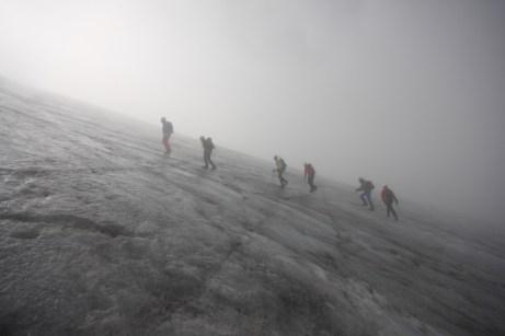 Am Gletscher © Gipfelfieber.com