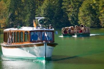 Schiff in Sicht © Gipfelfieber.com