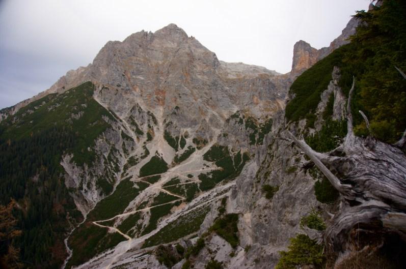 Ramseider Steig und Breithorn © Gipfelfieber.com