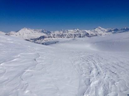 Im Skigebiet in Vals ©Gipfelfieber
