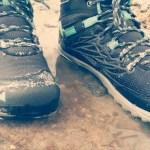 Trekkingschuh für Frauen im Test: Der KEEN Saltzman ©Gipfelfieber