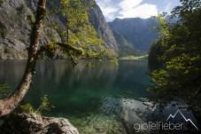 April: Obersee und Fischunkelalm ©Gipfelfieber
