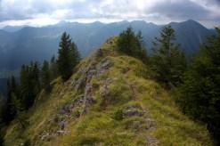 Gipfelgrat am Wilden Fräulein ©Gipfelfieber