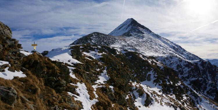 Gamskarlspitze: Eine Winterbegehung - naja fast ©Gipfelfieber