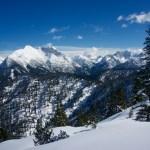 Blick in die Karwendeltäler ©Gipfelfieber