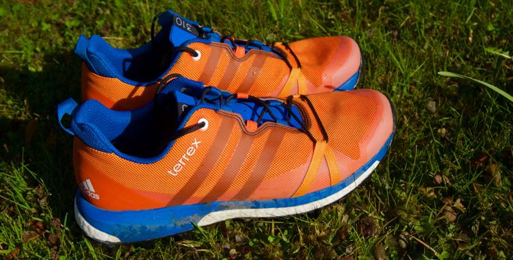 Getestet: Adidas Terrex Agravic Trail-Schuhe