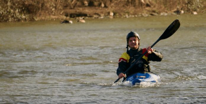 Portrait: Adrian Mattern und der Traum vom Wildwasser