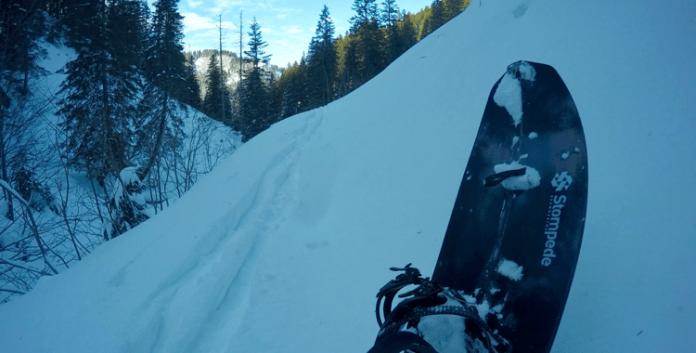 Im Test: Stompede Snowboards Dawn Patrol Splitboard