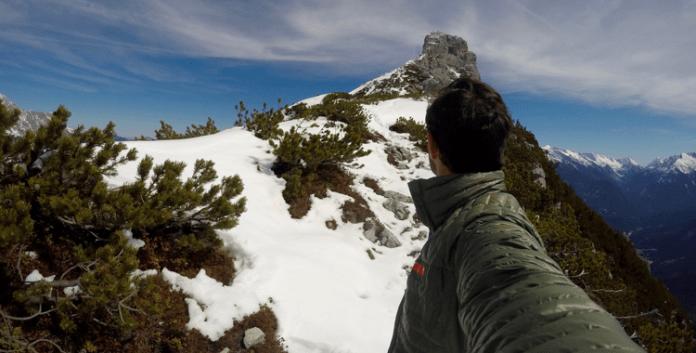 Ahrnplattenspitze – Wo Einsamkeit glücklich macht
