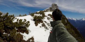 Ahrnplattenspitze - Wo Einsamkeit glücklich macht ©Gipfelfieber