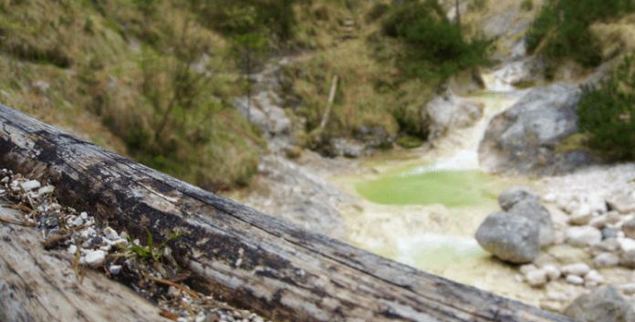 Wanderung durch die Aschauer Klamm: Grüner die Bäche nie leuchten