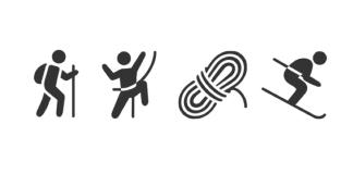"Hurra, unsere Packlisten App ""OutPack"" ist da! ©Gipfelfieber"