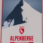 Das Alpenberge Quartett ©Gipfelfieber