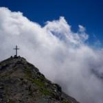 Gipfelkreuz vom Sonnjoch ©Gipfelfieber