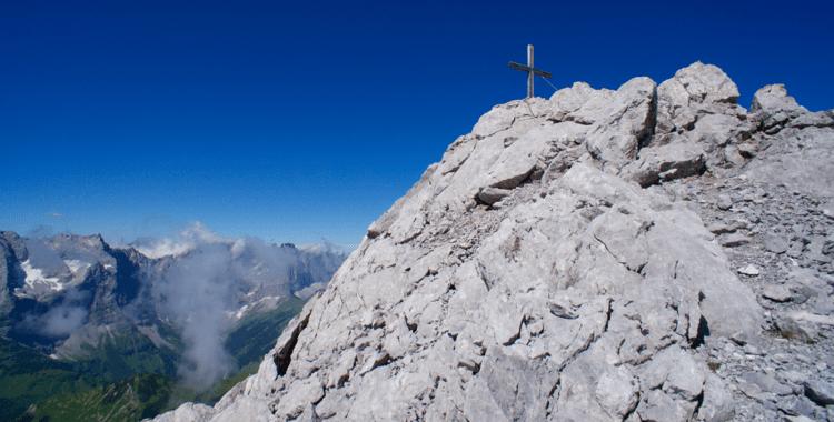 Steinböcke, Edelweiß und Glücksgefühle: Das Sonnjoch im Karwendel