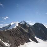 Blick zur Wildspitze ©Gipfelfieber