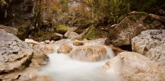 Die Mayrbergklamm: Die schöne Unbekannte ©Gipfelfieber