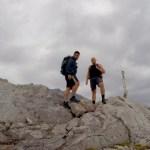 Am Gipfel der Watzmannfrau ©Gipfelfieber