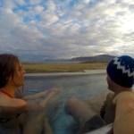 Heiße Quelle in Island ©Gipfelfieber