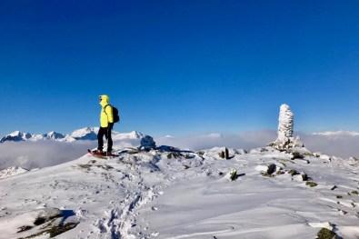 Auf dem namenlosen Gipfel ©V`s World/Vanessa Hülse