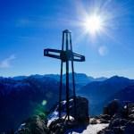 Gipfelkreuz des Teufelstättkopf ©Gipfelfieber