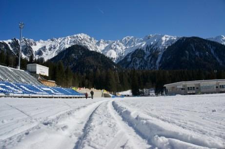 In der Südtirol Arena ©Gipfelfieber
