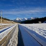 Radweg zwischen Klais und Gerold ©Gipfelfieber