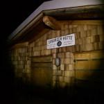 Coburger Hütte im Winterschlaf ©Gipfelfieber
