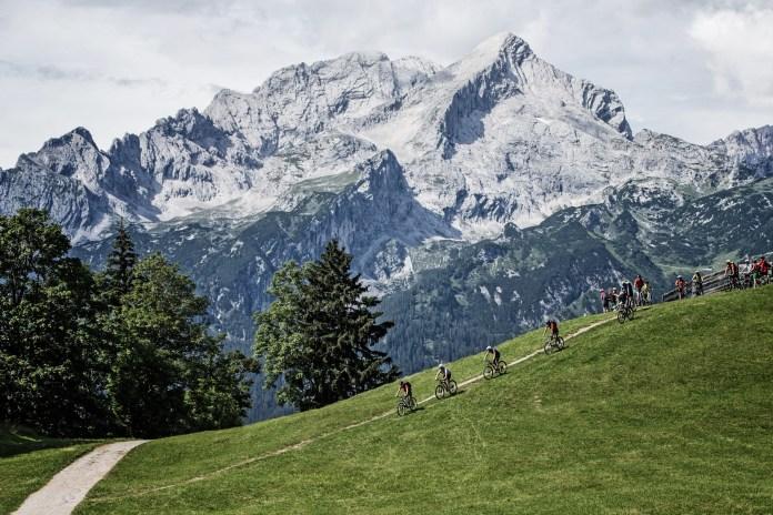 Das Alpentestival 2017 - Wenn Garmisch und seine Berge zur Outdoor-Spielwiese werden ©Garmisch-Partenkirchen-Tourismus/Matthias Fend