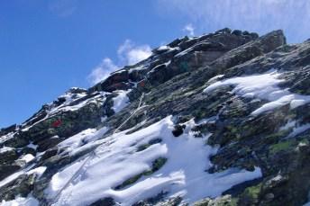 Aufstieg zur Schöntalspitze ©Gipfelfieber