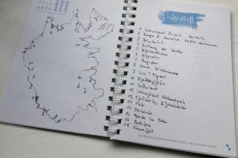 JourneyBook - Karte und Übersicht ©Gipfelfieber
