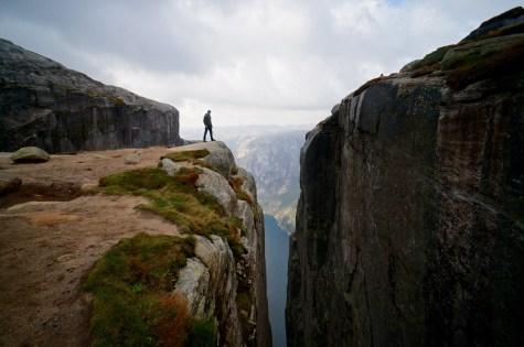 Blick in den Fjord ©Gipfelfieber