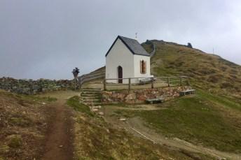 Kapelle auf dem Villanderer Berg ©Gipfelfieber