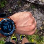 Smartwatch für draußen im Test: Die Casio Pro Trek WSD-F20 ©Gipfelfieber