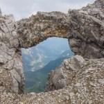 Steinbrücke auf dem Weg zum Gipfel ©Gipfelfieber