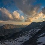 Sonnenuntergangsstimmung ©Gipfelfieber