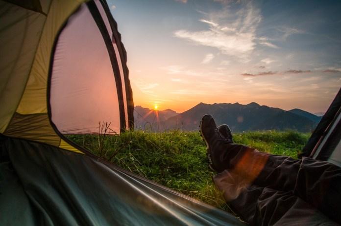 Der perfekte Sonnenaufgang ©Gipfelfieber