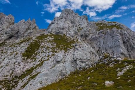 Letzter Anstieg zum Gipfel ©Gipfelfieber