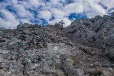 Gipfelkreuz vom Lärchegg ©Gipfelfieber