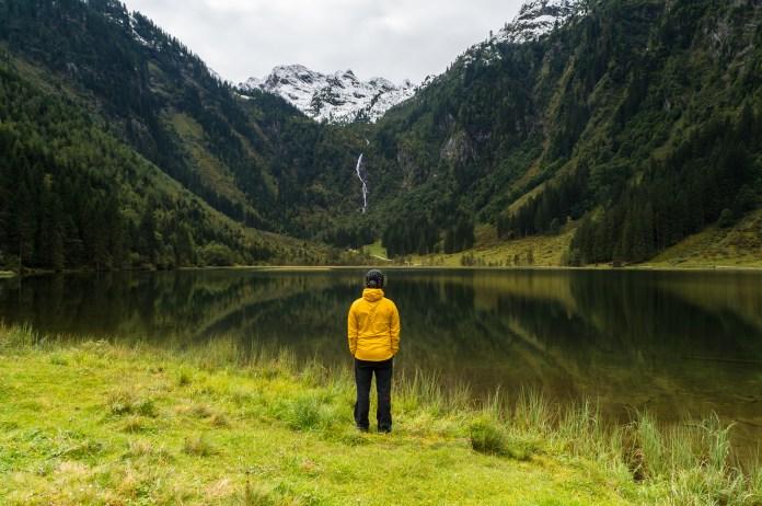 Herbsttage im Ennstal: Goldsuche am Steirischen Bodensee und eine Hirschpirsch ©Gipfelfieber