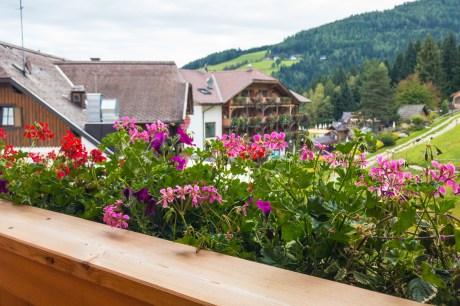 Entspannen auf dem Balkon ©Gipfelfieber