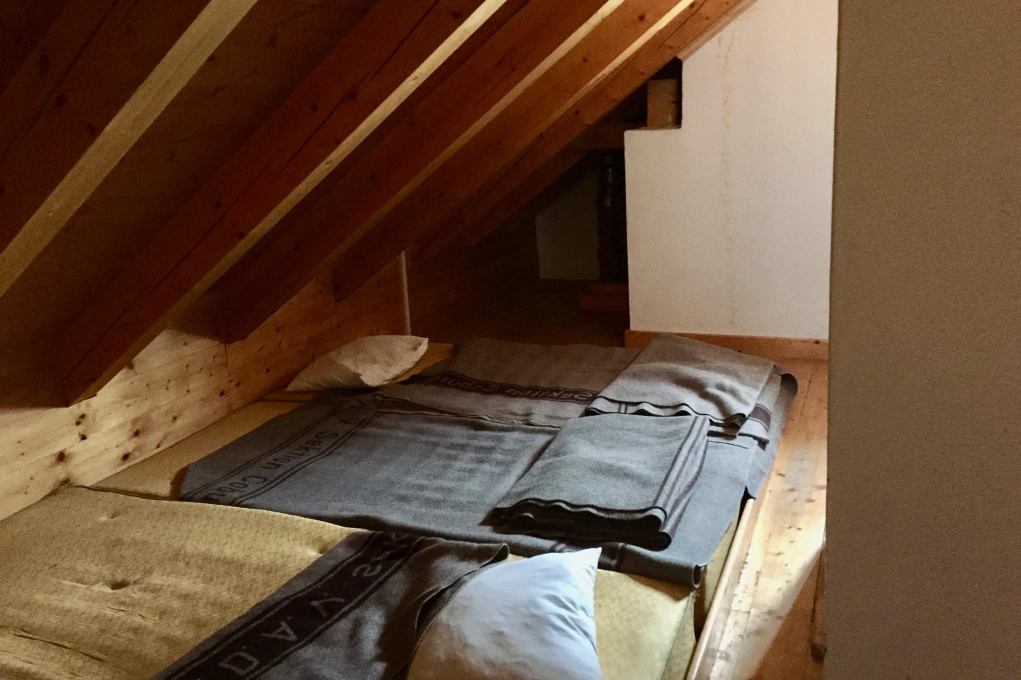 Schlaflager Coburger Hütte ©Gipfelfieber