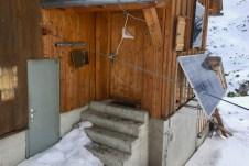 Eingang zum Winterraum ©Gipfelfieber