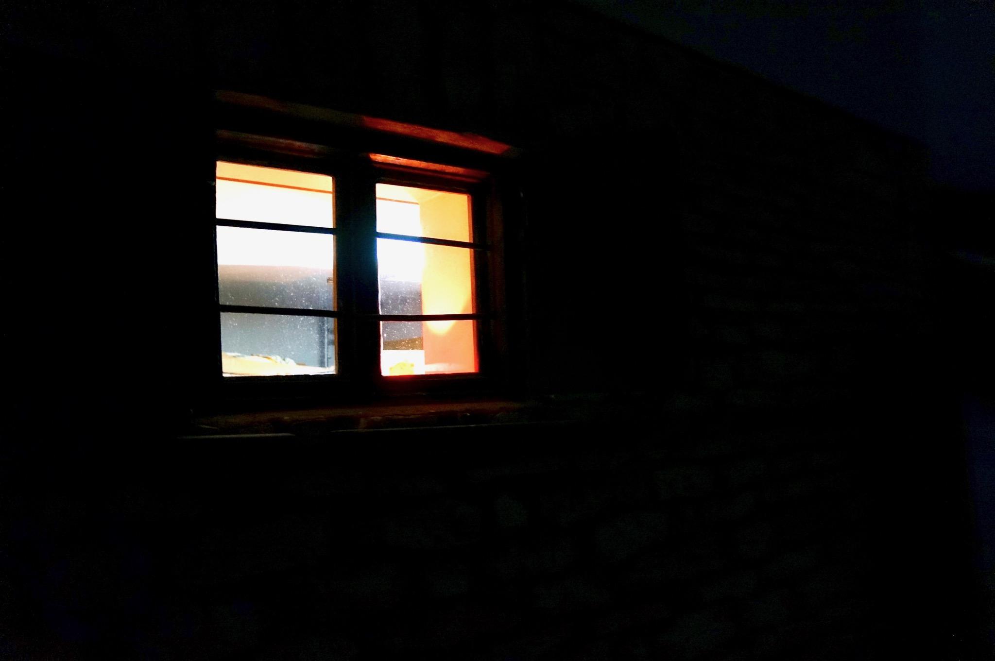 Blick durchs Fenster ©Gipfelfieber
