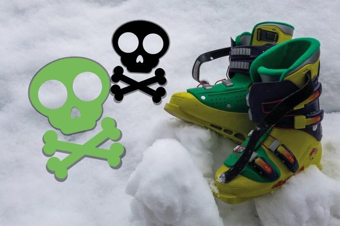 Outdoor Lifehacks: Das hilft gegen stinkende Skischuhe