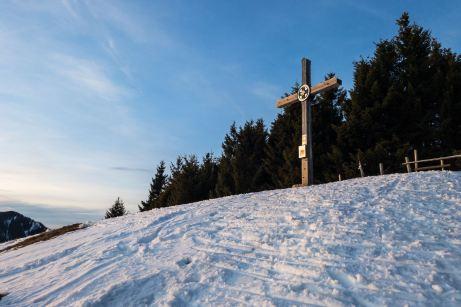 Gipfelkreuz des Heulantsch ©Gipfelfieber